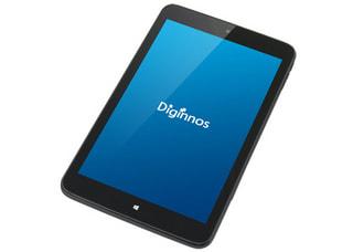 「Diginnos DGシリーズ」ドスパラがWindows10搭載タブレットの3モデルを数量限定で再販売