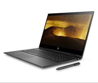 「ENVY 13 x360」「ENVY 15 x360」HPのWin10搭載回転式2-in-1(2019年)、CPU強化して薄型軽量化