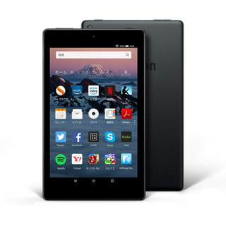 「Fire HD 8」Amazonが第8世代となる8.0インチモデルを発表(3,000円値引き)、シリーズ比較