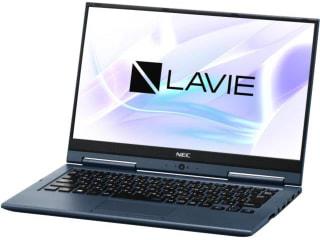 「LAVIE Hybrid ZERO」NECがWin10搭載13.3型回転式2-in-1を発表(2018年秋冬)、第8世代プロセッサ