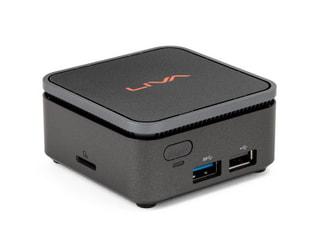 「LIVA Q2 PC SET」リンクスのWin10搭載小型PCに、21.5型液晶モニタと無線マウス・キーボードをセット