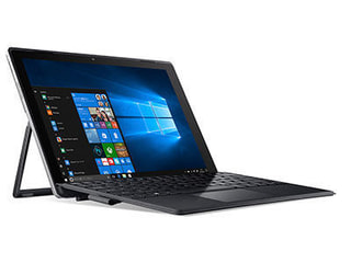 「Switch 5」「TravelMate Spin B1」AcerのWin10搭載12.0型着脱式と11.6型回転式2-in-1