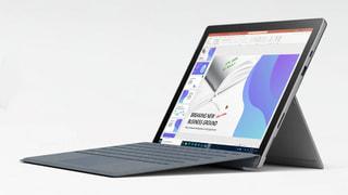 「Surface Pro 7+」日本マイクロソフトのWin10搭載12.3型着脱式2-in-1、第11世代Core搭載でLTE対応