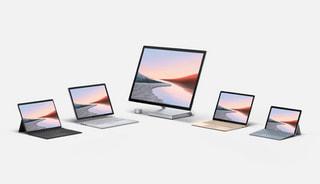 「Surface Pro X」マイクロソフトがWin10搭載13型着脱式2in1に第2世代SoC追加、Surfaceシリーズ比較