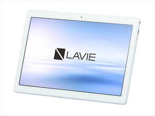 「LAVIE Tab E TE410/JAW」NECが10.1型Androidタブレットを追加、継続販売モデルと比較
