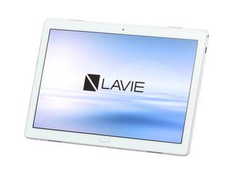 「LAVIE Tab E TE510/JAW」NECが10.1型Androidタブレットを追加、継続販売モデルと比較