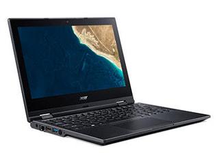 「TravelMate Spin B1」Acerが教育現場での利用に適したWin10 Pro E搭載の11.6型回転式2-in-1を発表