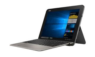 「TransBook T101HA/Mini T103HAF」ASUSのWin10搭載の10.1型着脱式2-in1、eSIM搭載を追加