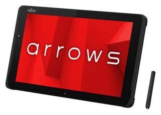 「arrows Tab WQ2/E1」富士通のWin10搭載10.1型タブレット、防水防塵・堅牢のWEB限定モデル