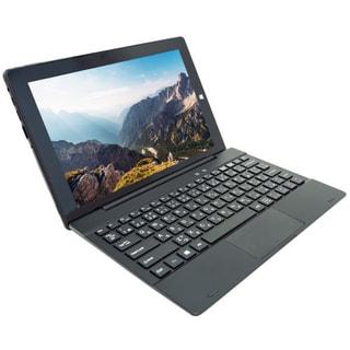 「CLIDE W10D」テックウインドの10.1インチWin10搭載タブレット、シリーズ特徴を継承して拡張性向上