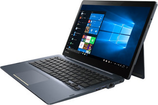 「dynabook D83とVC72(2020年1月)」DynabookのWin10搭載13.3型着脱式と12.5型回転式2in1