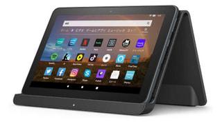 「Fire HD 8/Plus」Amazonの8.0型タブレット(キッズモデルも発売)、「Fire HD 8 Plus」は無線充電