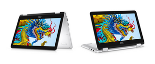 「New Inspiron 11 3000 2-in-1 3195」デルのWin10搭載11.6型回転式2-in-1、第7世代AMD APU搭載