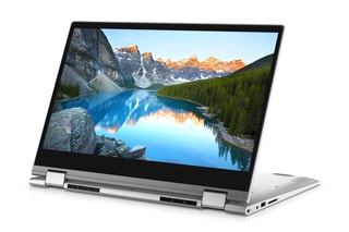 「New Inspiron 14 5406 2-in-1」デルのWin10搭載14.0型回転式2in1、第11世代CPU搭載で軽量化