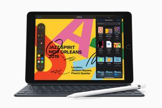 「iPad」Appleの第7世代となる新モデル、10.2型に拡大してApple PencilやSmart Keyboardに対応