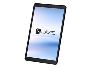「LAVIE T8/T7」NECのAndroid搭載8.0型と7.0型タブレット、家族で安心して使えるスリムボディ