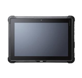 「LZ-WB10H/WZ」ロジテックのWindows搭載10.1型タブレット、過酷な環境に適した堅牢性と薄型を両立