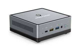 「MINISFORUM UM700/X400」MINISFORUMのWin10搭載ミニPCを国内販売、CPUにRyzen搭載