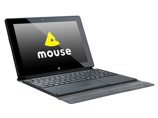「MT-WN1004-V2/Pro」マウスのWin10搭載10.1型着脱式2-in-1、同サイズの他モデルと比較