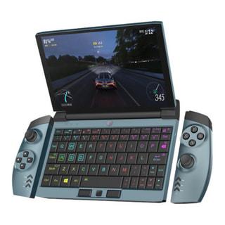 「OneGx1」テックワンがONE-NETBOOK製のWin10搭載7型ゲーミングUMPCを発表、ゲームパッドも用意