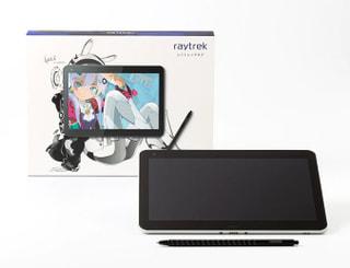 「raytrektab DG-D10IWP2 レイトレックタブ」ドスパラがWin10搭載10.1型お絵かきペンタブレット追加