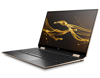 「Spectre x360 13/15」HPのWin10搭載の13.3型と15.6型回転式2in1、第11世代Intel Core搭載