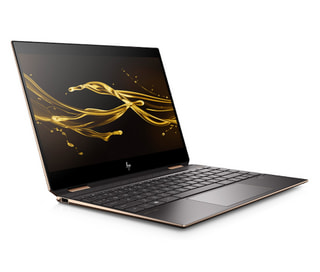 「HP Spectre x360 13-aw0000」HPのWin10搭載13.3型回転式2-in-1、第10世代CPU搭載で性能改善