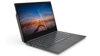 「ThinkBook Plus」LenovoのWin10搭載13.3型液晶と10.8型E Inkのデュアルディスプレイ回転式2in1