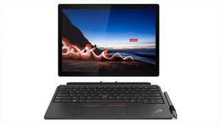 「ThinkPad X12 Detachable」LenovoのWin10搭載12.3型着脱式2in1、機動性と堅牢性を備えたモデル