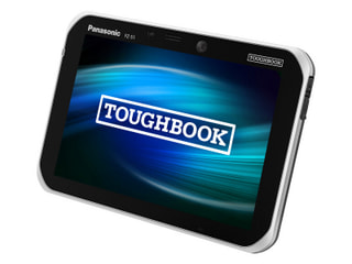 「TOUGHBOOK FZ-S1」パナソニックのAndroid搭載7.0型頑丈タブレット、低温環境下での使用を想定