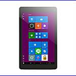 「raytrektab Siro DG-D08IWP」ドスパラがWin10搭載8.0型タブレットに白色、従来の黒色は値下げ